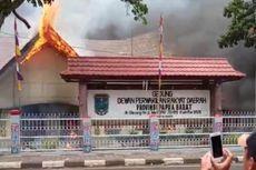 Kerusuhan di Manokwari, Polisi Terpaksa Lepaskan Gas Air Mata
