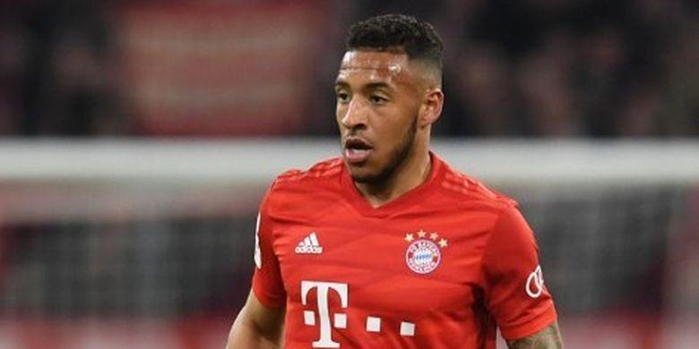 Gelandang Bayern Muenchen, Corentin Tolisso.