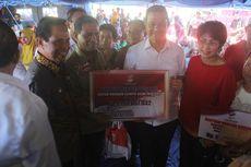 Korban Gempa Maluku Terima 2.000 Paket Sembako