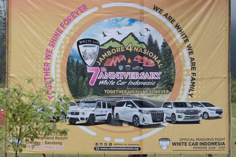 White Car Indonesia