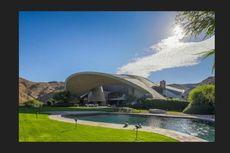 Wow... Rumah Bergaya UFO Seharga Rp 413 Miliar!