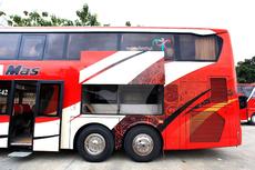 Di Mana Posisi Bagasi pada Bus Double Decker?