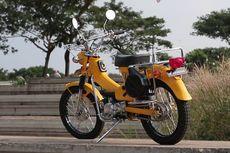 Banderol Honda CT125 Sampai Rp 75 Juta, Bikin Cuma Modal Rp 20 Jutaan