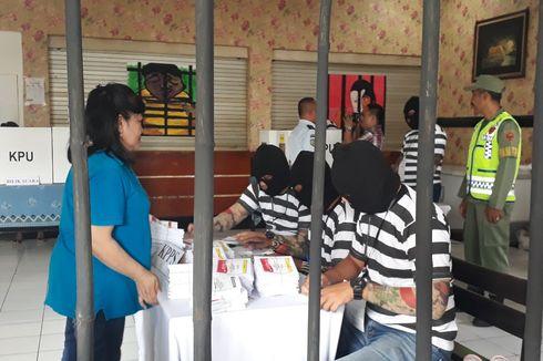 Hasil Pilpres 2019: Prabowo-Sandi Kalah di TPS Rutan Medaeng Tempat Ahmad Dhani Mencoblos
