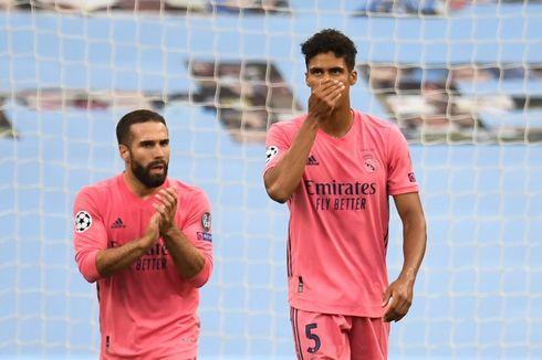 Curhat Bek Real Madrid yang Dihantui Penyesalan Usai Blunder Lawan Man City
