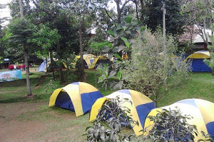 Campas Outbond Camp, Sentul, Kabupaten Bogor, Jawa Barat DOK. Campas Outbond Camp