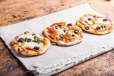 Resep Pizza Mini ala Italia untuk Jadi Camilan Nonton Euro 2021