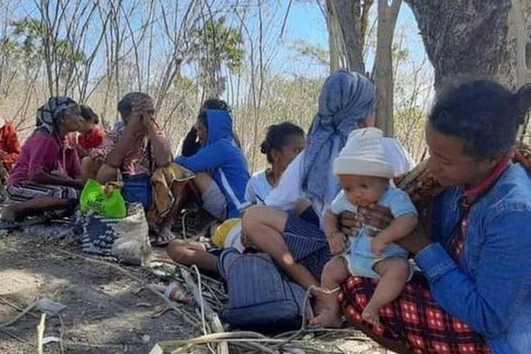 Sekjen AMAN Rukka Sombolinggi mendesak pemerintah untuk segera melakukan pemulihan terhadap masyarakat yang trauma.
