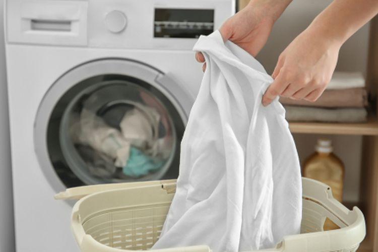 mesin cuci menyetrum ini penyebabnya