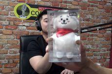 Chef Arnold Perkenalkan Boneka RJ Jin BTS ke Deddy Corbuzier