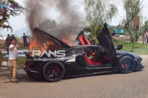 Belajar dari Kasus Terbakarnya Lamborghini Raffi Ahmad, Ingat Lagi Bahaya Modifikasi