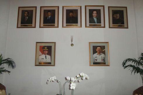 Foto Ahok Dipasang di Balai Kota, Bersebelahan dengan Jokowi