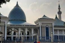 Protokol Kesehatan Ketat Diterapkan, Ini Aturan Shalat Tarawih di Masjid Nasional Al-Akbar Surabaya