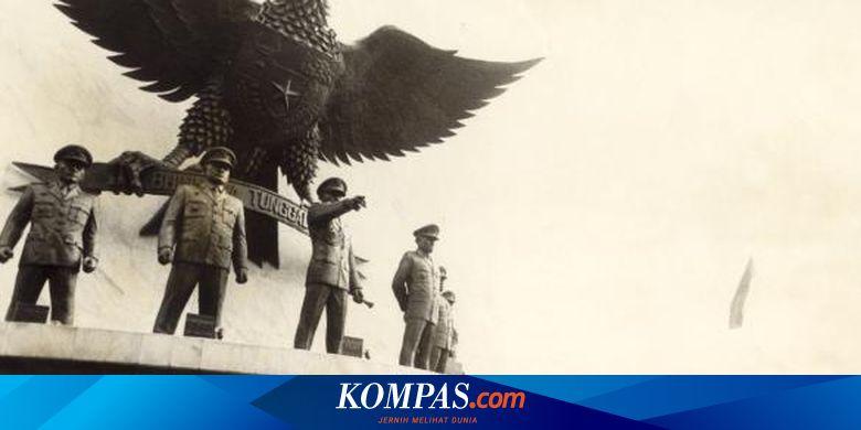 Kisah Pengambilan Jasad 7 Pahlawan Revolusi di Sum