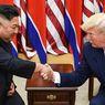 Trump dan Kim Jong Un Berjanji Bersahabat Selamanya