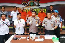 Polisi Ringkus Pria Diduga Bandar Narkoba di Bojonggede