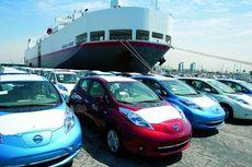Ekspor Mobil Jepang Melesat