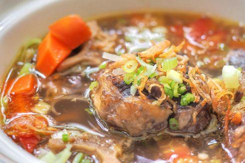 7 Tempat Kuliner Sekitar Taman Air Mancur Bogor, Sup Buntut sampai Dongkal