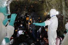 Hanya 238 WNI Dievakuasi dari Wuhan, 3 Orang Tak Lolos Syarat Kesehatan