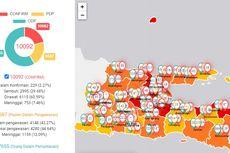 Ternyata Ini Penyebab Kasus Covid-19 di Jatim Tembus 10.092, Mendekati DKI Jakarta
