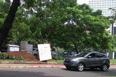 PT MRT Pastikan Ganti Semua Pohon yang Ditebang