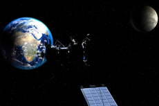 Pengertian dan Fungsi Satelit Buatan