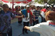 Hadiri Festival Wonderful Indonesia di Atambua, Menpar Menari Likurai