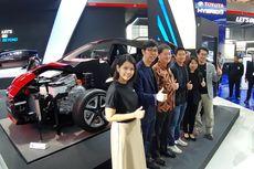 Toyota Kembali Menggemakan Hybrid di GIIAS 2019