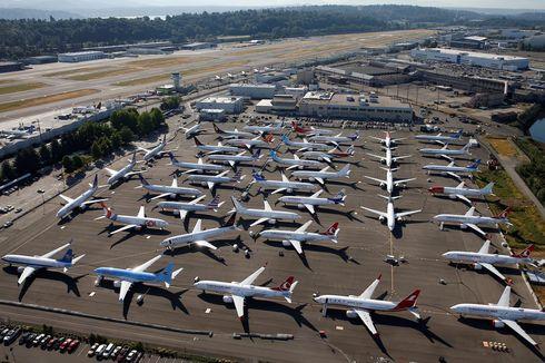 Merugi, Perusahaan Pemasok Boeing 737 MAX PHK 2.800 Pekerja