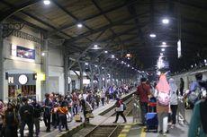 KAI: Jumlah Penumpang Kereta Api dari Jakarta Masih Terpantau Normal