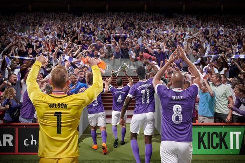 Game Football Manager 2020 Mobile Resmi Hadir di Android dan iOS