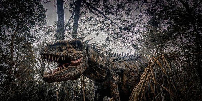 Waduh! 6 Tips Berkunjung ke Mojosemi Dinosaurus Park, Jangan Salah Kostum