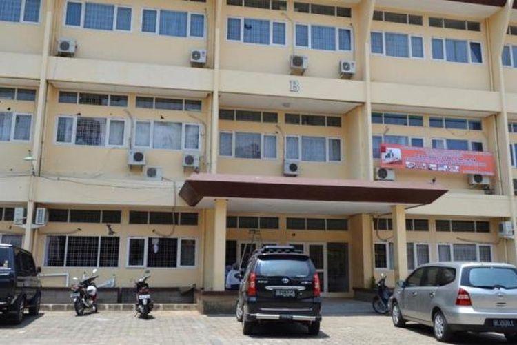 Ilustrasi. Kampus Universitas Negeri Lampung.