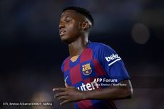 Wonderkid Barcelona Tidak Masuk dalam Skuad Timnas U-17 Spanyol