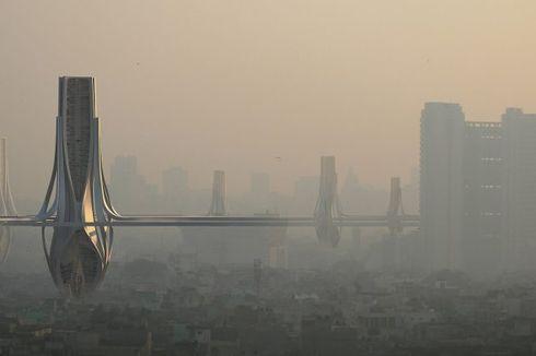 Arsitek Dubai Rancang Pembersih Udara untuk Delhi