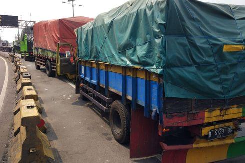 Jasa Marga Inspeksi Kendaraan Kelebihan Muatan di Jalan Tol Sedyatmo