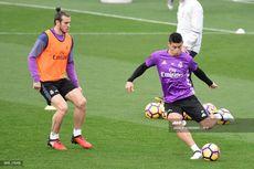 Link Live Streaming Granada Vs Real Madrid, James Rodriguez Kembali Tidak Masuk Skuad Los Blancos