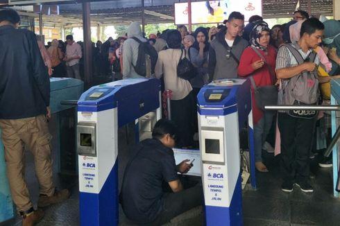 Antrean Panjang karena Perbaikan Sistem E-ticketing, PT KCI Minta Maaf