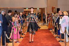 Ketika Motif Kuda Sumba Warnai Fashion Show di Athena...