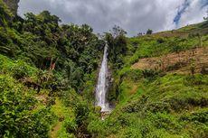 Curug Surodipo di Temanggung, Surga bagi Turis Asing Pencinta Alam