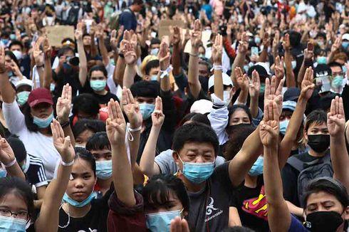 Demonstrasi Thailand, Mengapa Kaum Muda Bersedia Melawan Hukum dan Pimpin Aksi Besar-besaran?