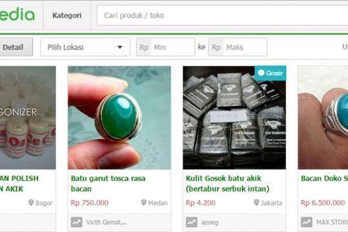 Tips Membeli Batu Akik di Toko Online