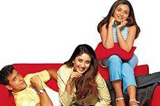 Sinopsis Fim Mujhse Dosti Karoge, Hrithik Roshan Terjerat Asmara Kareena Kapoor dan Rani Mukerji