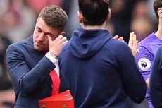 Tangis Aaron Ramsey Seusai Laga Arsenal vs Brighton