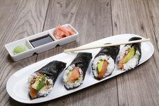 Resep Temaki Seaweed Roll, Kreasi Sushi Isi Crab Stick