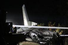Pesawat AU Ukraina Jatuh, 22 Tewas Termasuk Taruna Militer