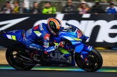 Penghormatan Alex Rins untuk Marshal yang Meninggal di MotoGP Perancis