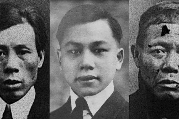 Ling Hee, Fang Lang, Ah Lam adalah tiga dari enam pria China yang selamat dari tragedi Kapal Titanic.
