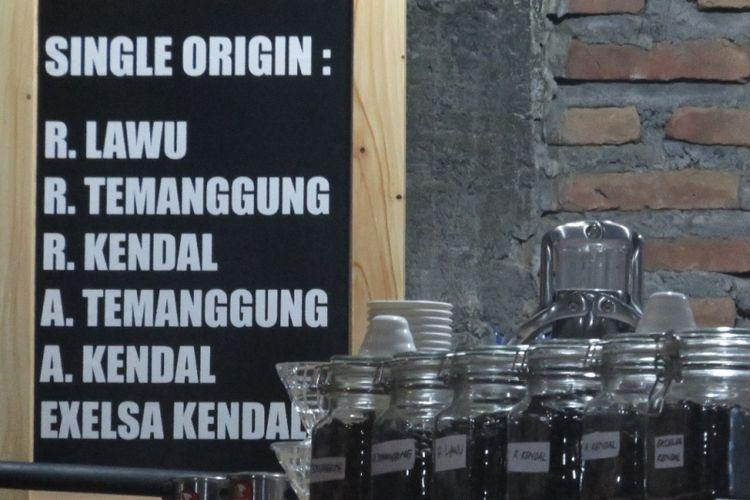 Jenis-Jenis Kopi yang Berasal dari Jawa Tengah