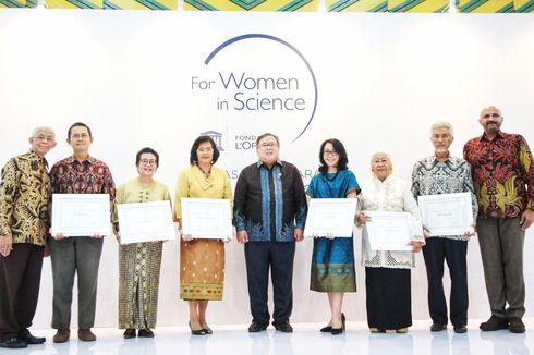 4 Perempuan Peneliti Indonesia Raih Penghargaan L'Oreal UNESCO